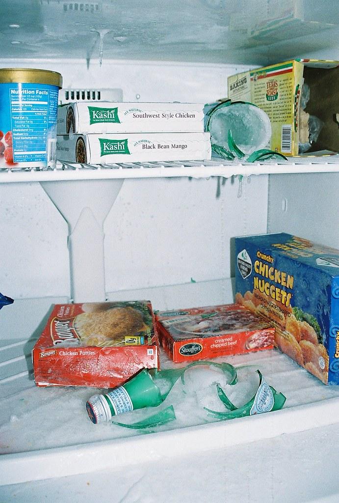 dorm freezer