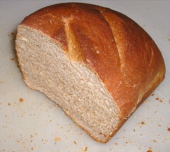 Whole-wheat Tassajara Bread