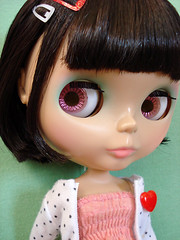 ebb (Super*Junk) Tags: dolls blythe ebony ebb pd2
