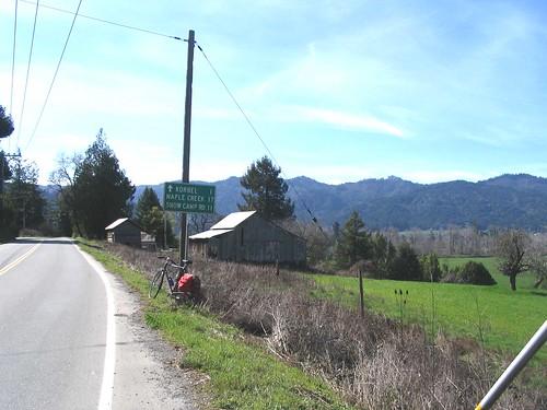 West of Korbel