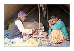 Kalpvasi - Nirvani akhara (Elishams) Tags: india indian traditional faith culture devotion indianarchive hinduism pilgrimage mela pilgrims allahabad prayag northindia uttarpradesh भारत kumbhmela kumbh indedunord kalpvasi kalpavas
