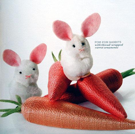 bunnies, bunnies, it must be bunnies