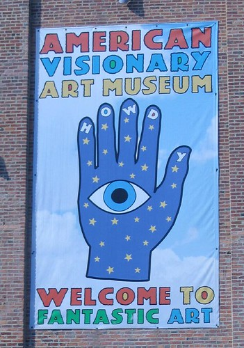 visionary art sign