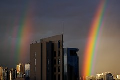 Double Supernumerary Rainbow
