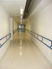 Hospital corridor-01