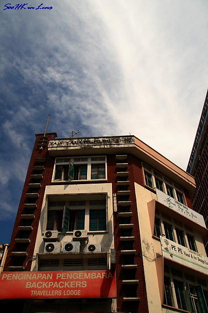Old Shop House @ Petaling Street, KL, Malaysia