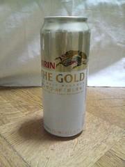 KIRIN THE GOLD