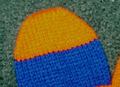 Mitten 2007 Close-up