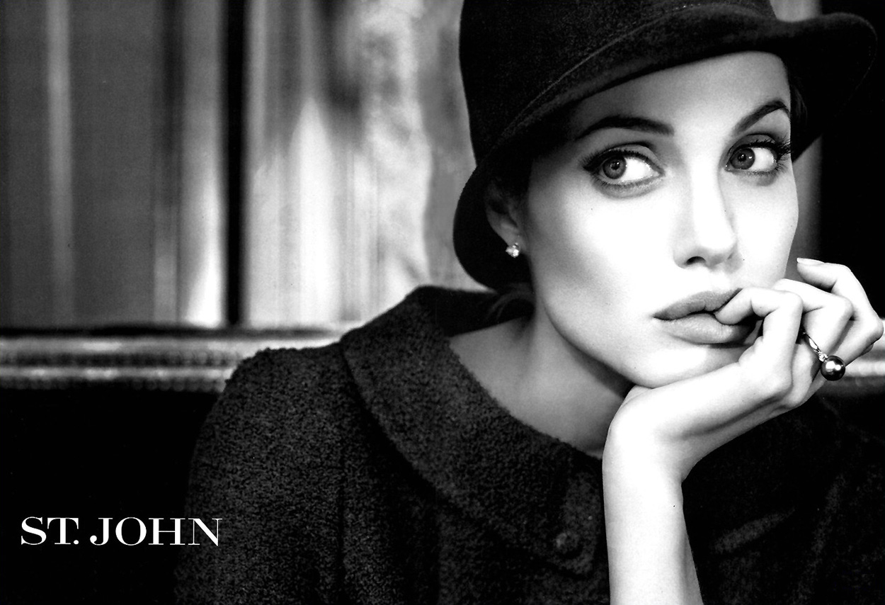 St. John Drops Angelina Jolie