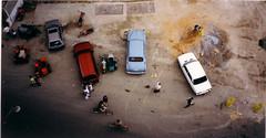 havana street scene (mm-j) Tags: 2001 film october havana cuba scan contax t2 scanfromarchives