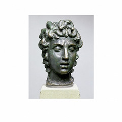 Head of Medusa - Frontal View