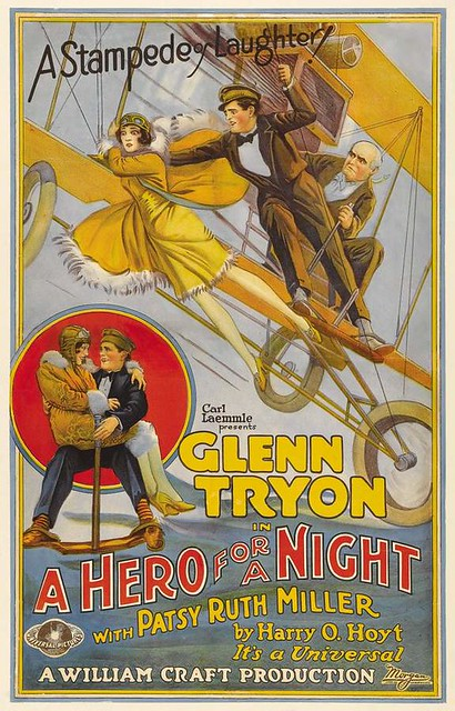 A Hero for a Night, 1927