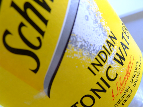 Tónica Schweppes, Indian Tonic Water