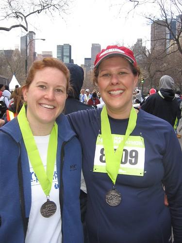 New York City More 2007 Marathon