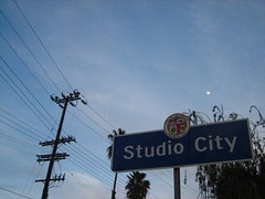 Studio City Neighborhood Sign