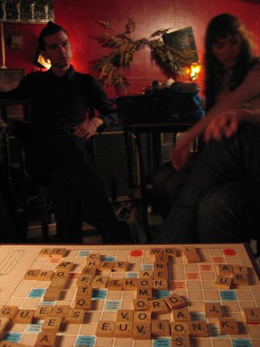 Freestyle Scrabble