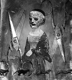 Woman's Mask