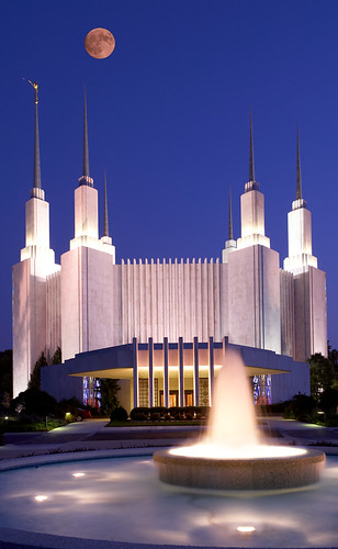 LDS Temple - Washington DC