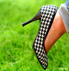[ in her shoes ] ([  //  QTR) Tags: green feet grass river island model shoes cheesecake albandri