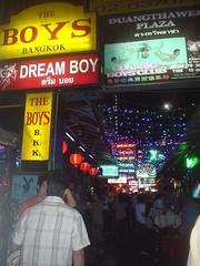 134.泰國的夜生活