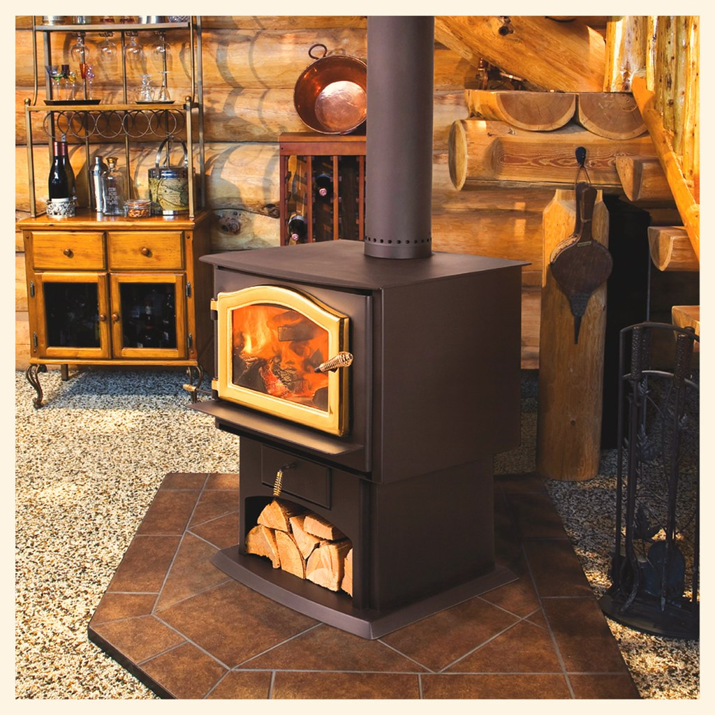 The Ashwood will comfortably heat 2000 square feet or more, and will look great while doing it.  With multiple door and base styles available, the Ashwood can be outfitted for almost any home's decor.