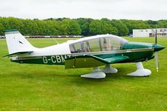 G-CBMT Robin DR400-180 Regent (Antonio Doblado) Tags: bruntingthorpe aviación aviation aircraft airplane gcbmt robin dr400180 regent