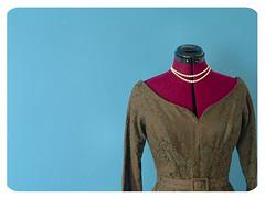 vintage brocade dress 01