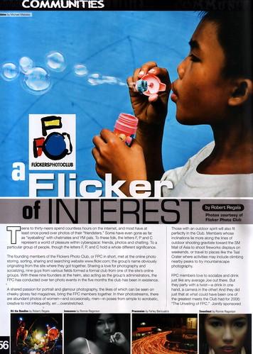 FPC @ Epson Vision Magazine #1