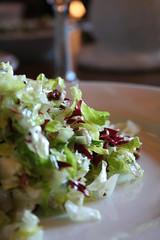 chopped salad (Doubletee) Tags: california macro geotagged restaurant salad dof bokeh kitlens plate westhollywood mirabelle radicchio romainelettuce diffusedlight canonefs1855mmf3556 glazedpecans