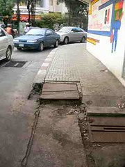 Bad sidewalks