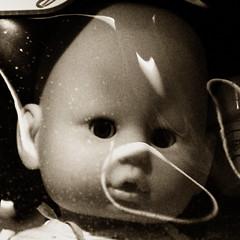 Homunculus I (Onkel Ulle) Tags: never go can have ill there stick babydolls toysrus alchemy homunculus shoppingxmaspressents againshe