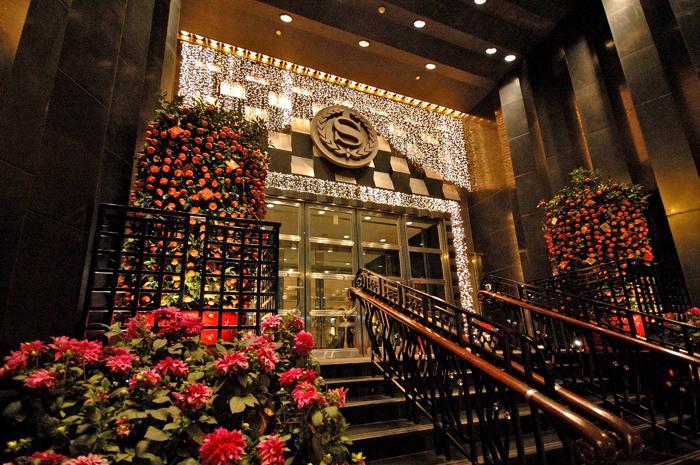 Sheraton Hotel(Hong Kong)