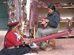 Chinchero: Land of Great Weavers
