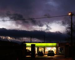 Vevay, Bray (turgidson) Tags: ireland sunset cloud beer silhouette clouds 50mm minolta f14 sony spirits 5d dynax dslr wicklow bray maxxum offlicense konicaminolta offlicence dynax5d km5d sal50f14 sony50mmf14 turgidson obriensfinewines