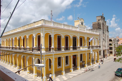 City of Moron - Cuba por Abdou.W.