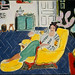 Matisse: Seated Woman with a Romanian blouse