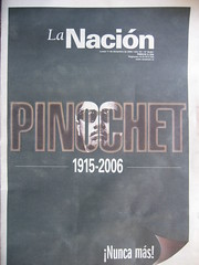 Pinochet: 1915 to 2006
