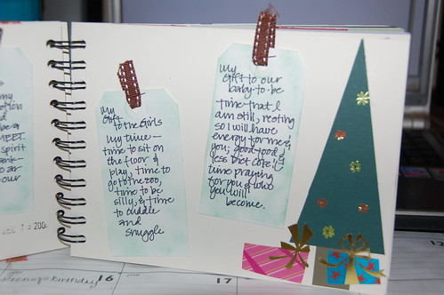 Journal Your Christmas - Day 13