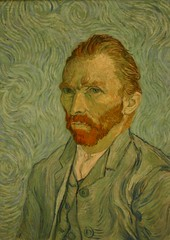 Muse d'Orsay (Van Gogh - Self-Portrait, Circa) 11-Jun-2006 (aberdidi) Tags: vangogh a1f1 p1f1 ci33
