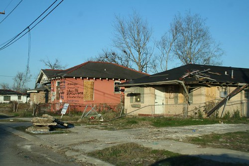 Lower 9th Ward - north