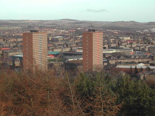 Dundee Stadiums