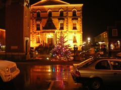 Downtown NOTL New Years Eve
