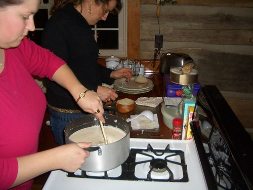Slaving Cooks