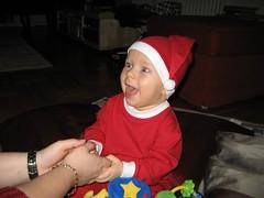Lilla Jul 2006 hos Isabell (mjonzon) Tags: jul lilla 171206