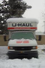 Uhaul Truck 123106