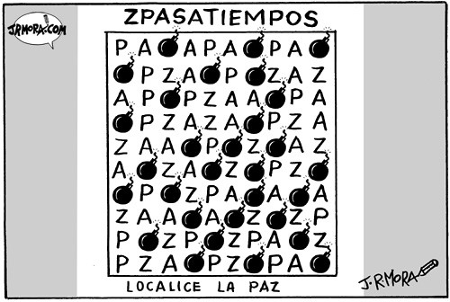 Buscando la PAZ