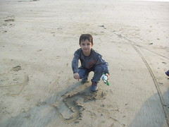 Sendspit Beach ,Karachi ,Jan,2007 (Pasvic Surgeon) Tags: hunza passu