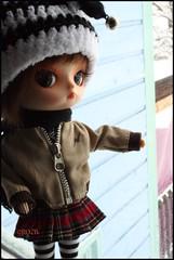 i want to go outside now!  1 (rockymountainroz) Tags: dal pullip squeakymonkey gerta junplanning simplykir drta takarajacket
