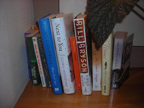 Barrow OBCZ shelf, 5 January 2007