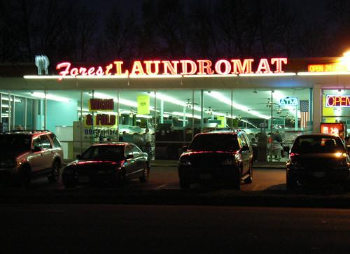 Laundromat Richmond Hwy 1